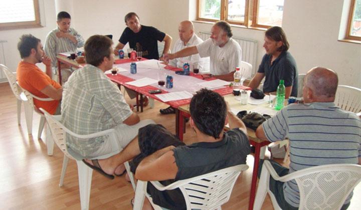 Osnivačka skupština Asocijacije snimatelja u BiH, 2010.