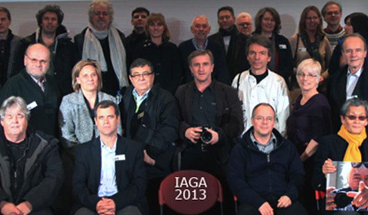 IMAGO IAGA Bruxelles, 2013.