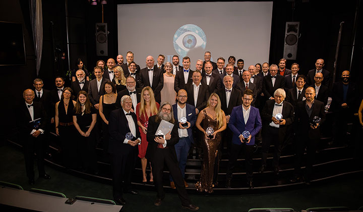 IMAGO Awards Helsinki, 2017.